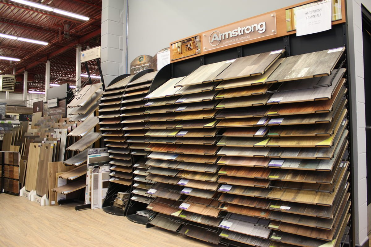 Laminate Selection Services Page