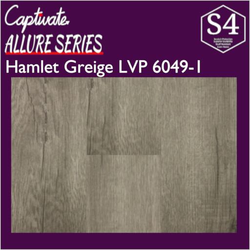 Hamlet Greige Captivate LVP 6049-1