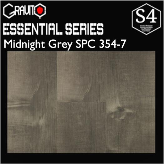 Midnight Grey Gravity SPC | $3.89/sq.ft.
