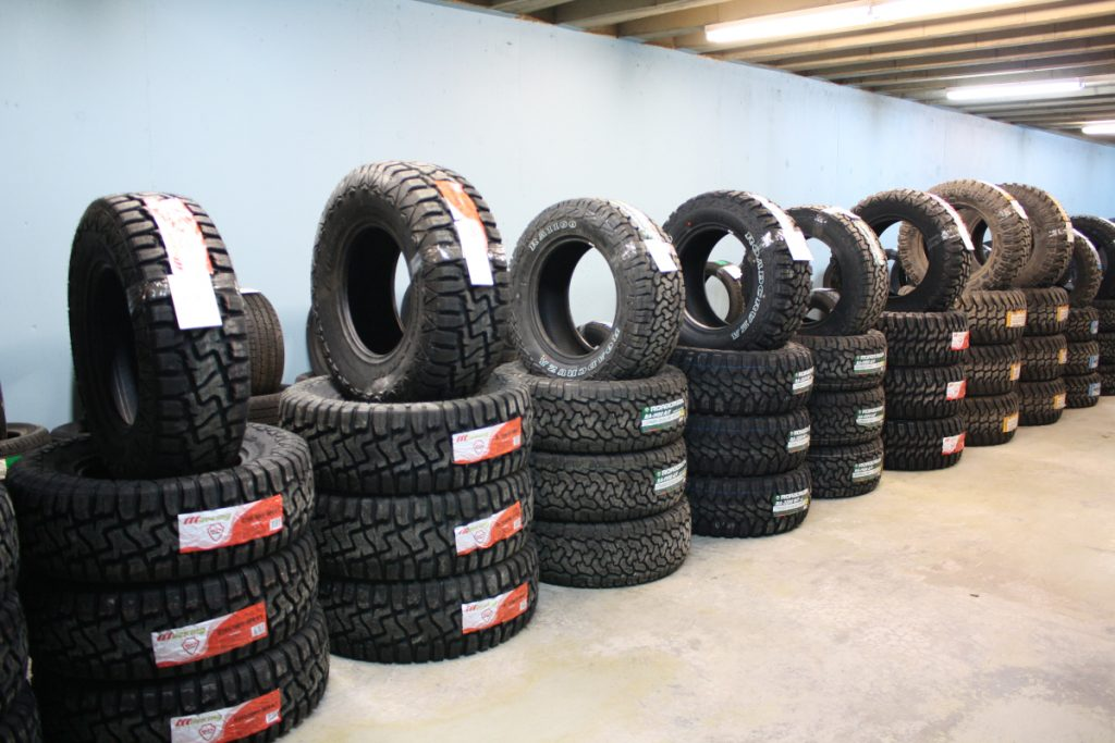 Tires at Carpets + More For Less in Winnipeg