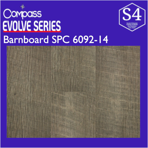 Compass SPC Evolve Series Barnboard 6092-14