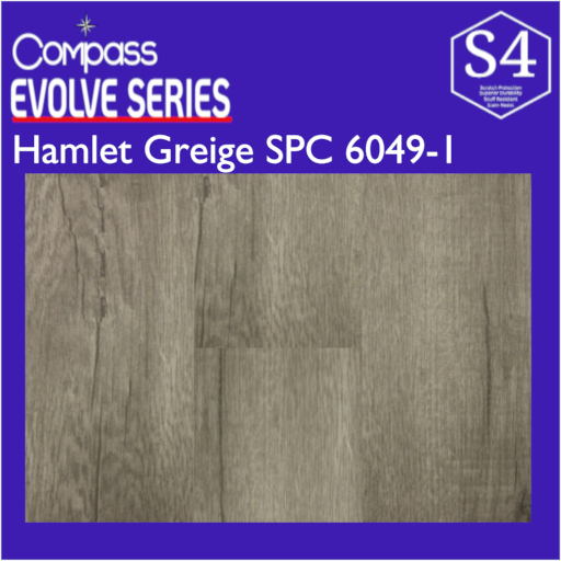 Compass SPC Evolve Series Hamlet Greige 6049-1