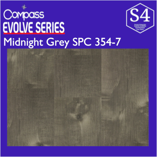 Compass SPC Evolve Series Midnight Grey 354-7