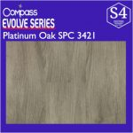 Compass SPC Evolve Series Platinum Oak 3421