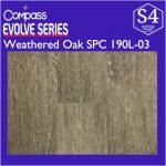 Compass SPC Evolve Series Weathere Oak 190L-03