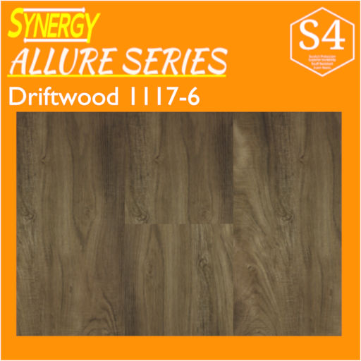 Driftwood Synergy SPC | $3.29/sq.ft.