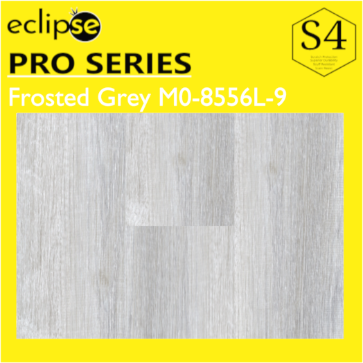 Frosted Grey Eclipse LVP M0-8556L-9