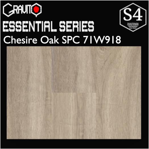 Chesire Oak Gravity SPC   $3.89/sq.ft.